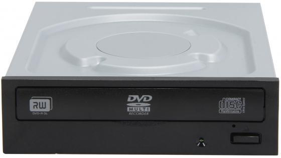 Привод для ПК DVD±RW Lite-On IHAS124-14 SATA черный OEM привод для пк dvd±rw asus drw 24d5mt blk b as sata черный oem
