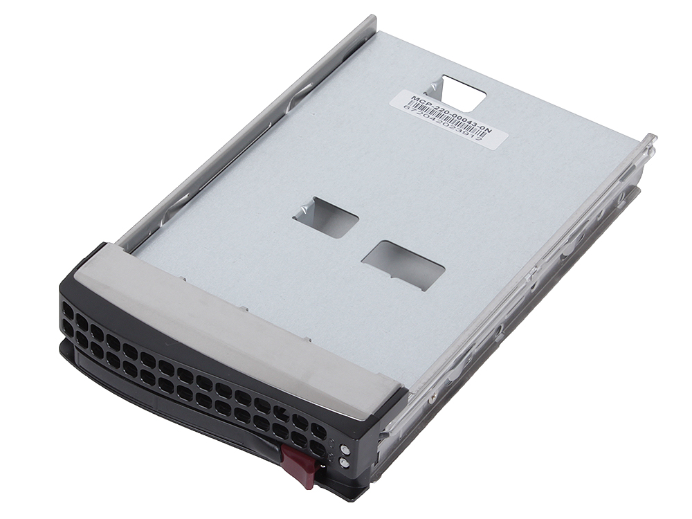 MCP-220-00043-0N лоток supermicro mcp 220 82611 0n dual 2 5 fixed hdd tray