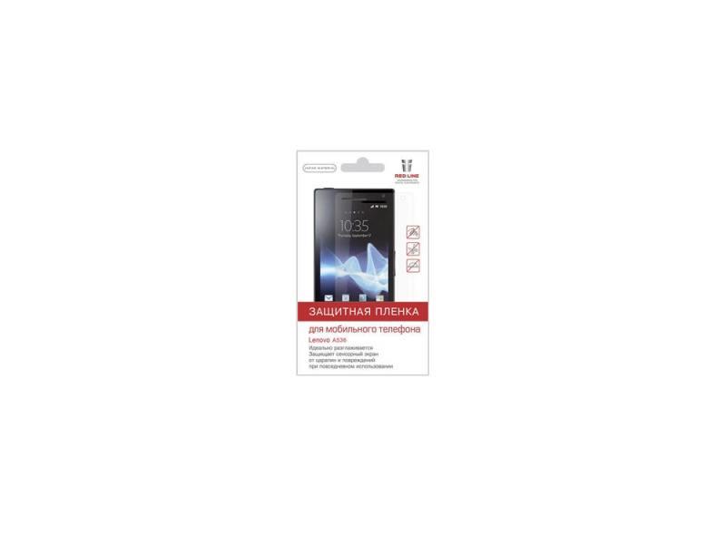 Пленка защитная Red Line для Lenovo A536 цены онлайн
