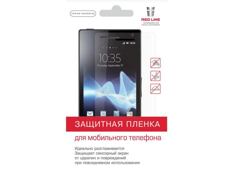 Пленка защитная Red Line для Sony Xperia C5 Ultra матовая аксессуар защитная пленка 15 6 inch red line 342x192mm универсальная матовая ут000007038