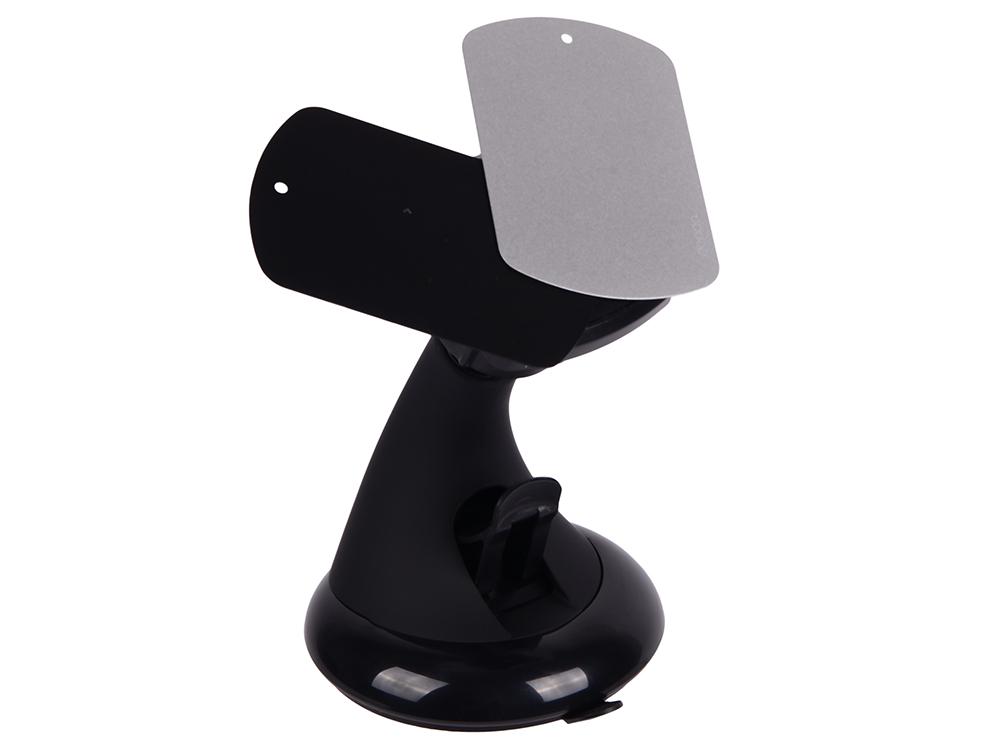 Автомобильный держатель Deppa Crab Mage для смартфонов, магнитный, крепление на приборную панель и лобовое стекло