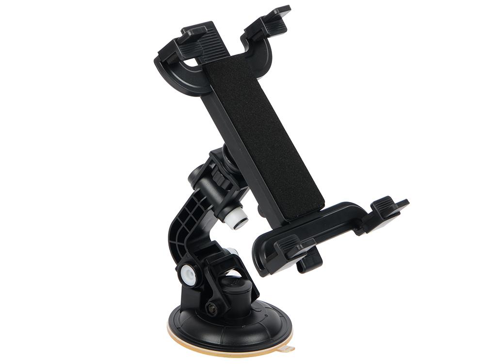 Автомобильный держатель Buro SD-1151 7-11 черный автомобильный держатель supra shf 14 черный
