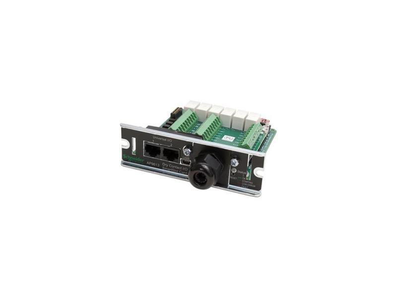 Блок управления APC Dry Contact I/O SmartSlot Card AP9613 125k rfid card reader module rdm630 series non contact rf id card module for arduino green red