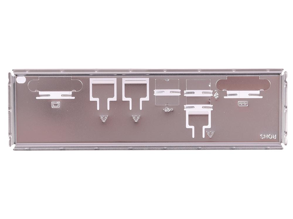 Заглушка SuperMicro MBD-X10SLM-F-B материнская плата сервера supermicro mbd x10slm f b mbd x10slm f b