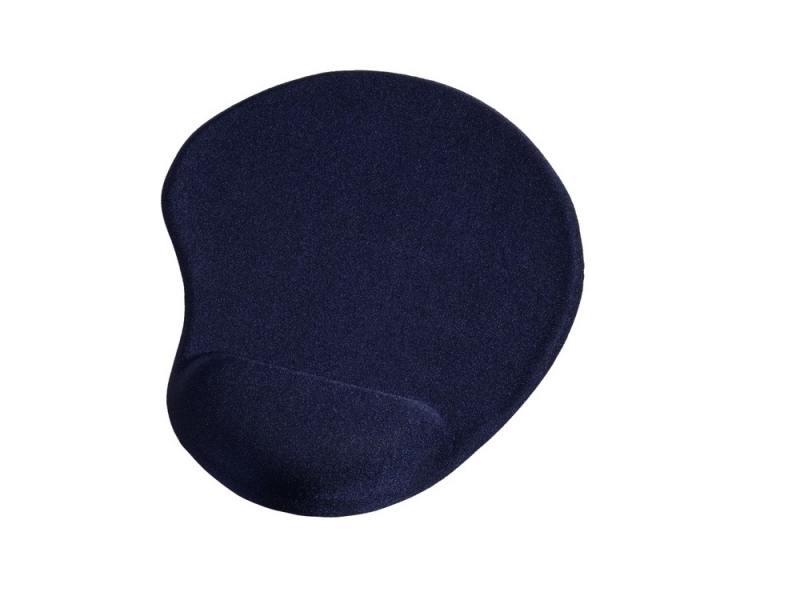 цена на Коврик для мыши Hama H-54780 Ergonomic, гелевый, синий