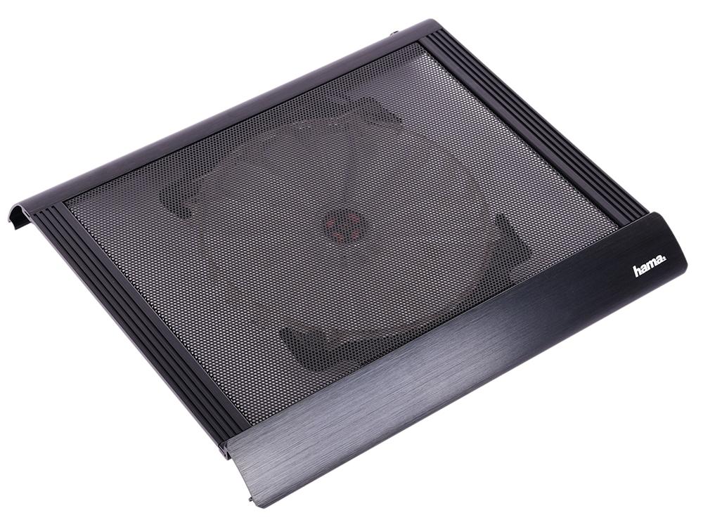 Подставка для ноутбука Hama Business 00053061 охлаждающая черный цена