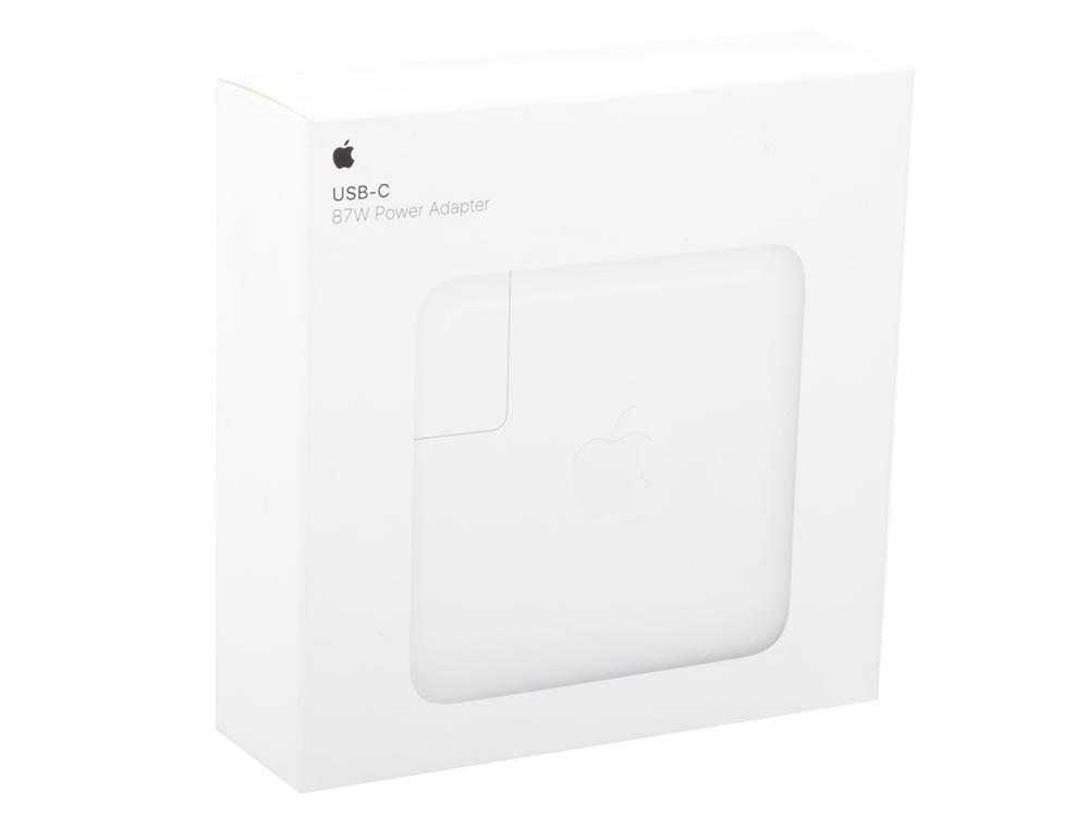 Блок питания Apple Адаптер питания Apple USB-C 87 Вт MNF82Z/A цена