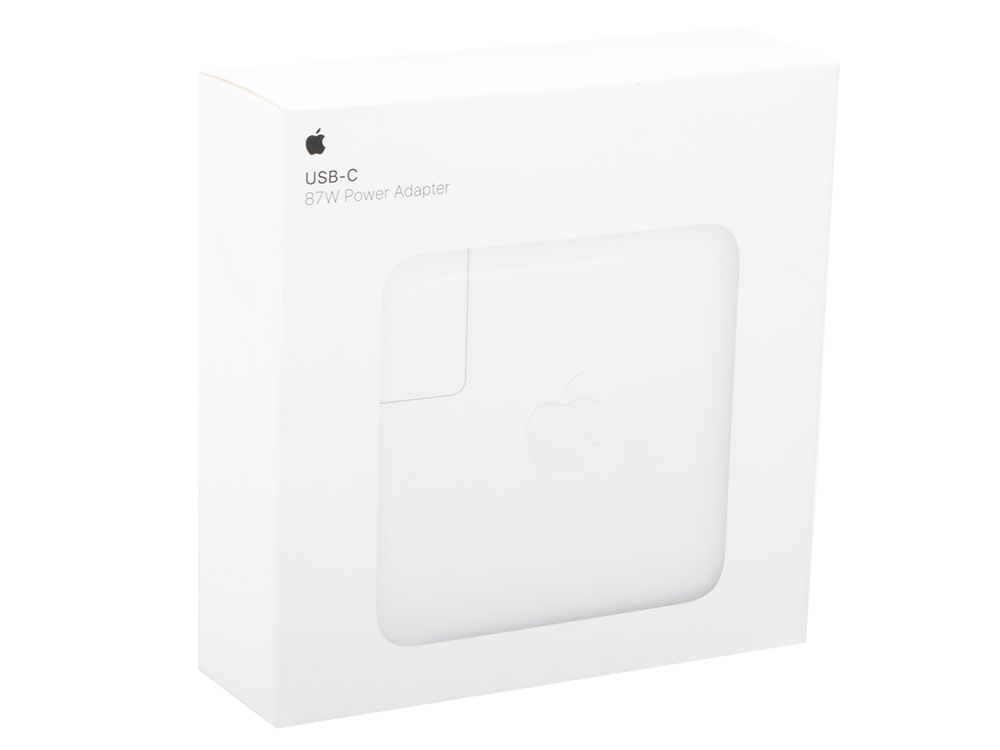 Блок питания Apple Адаптер питания Apple USB-C 87 Вт MNF82Z/A адаптер питания digitech istomppwrsply