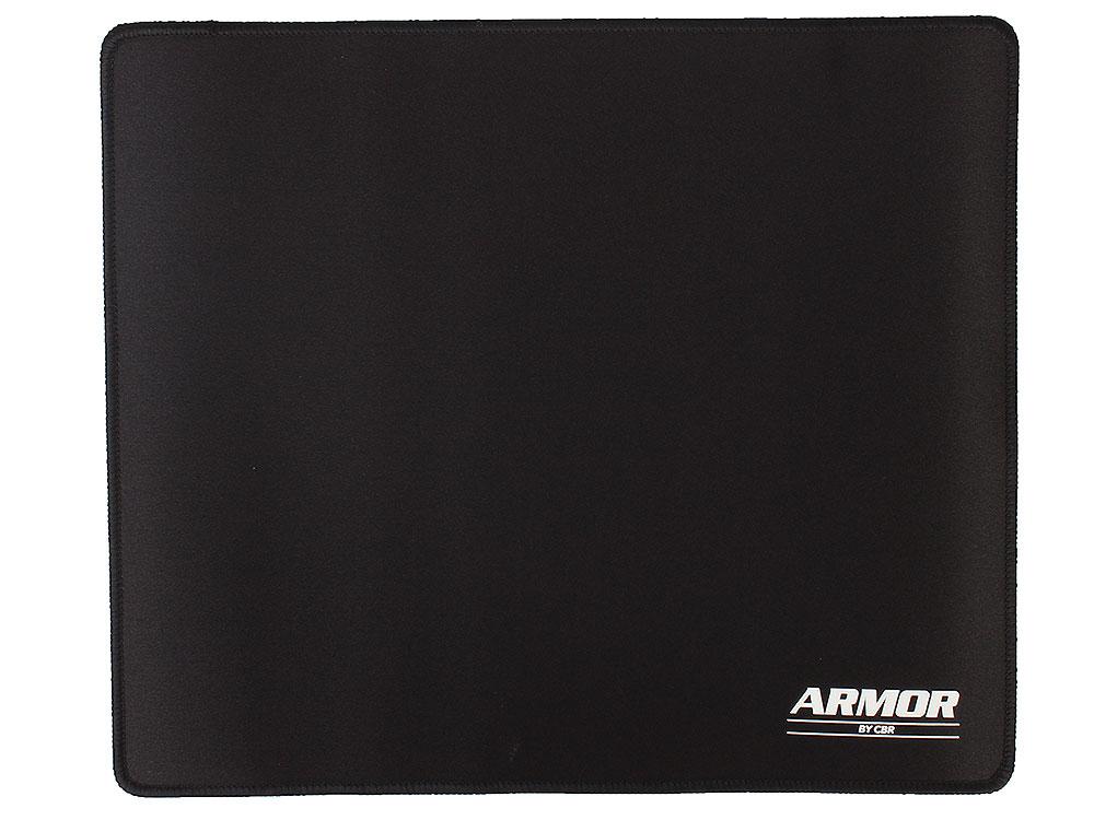 лучшая цена Коврик для мыши CBR CMP 808 Armor, черный. Размеры: 32х27х0,3см