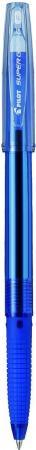 Шариковая ручка Pilot Super Grip G синий 0.7 мм BPS-GG-F-L карандаш механический pilot super grip h 185 sl l h 185 sl l