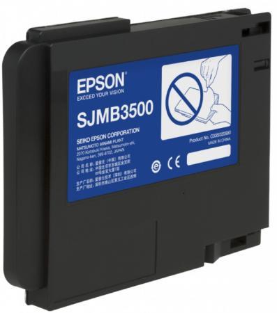Емкость для сбора отработанного тонера Epson C33S020580 для TM-C3500 цена