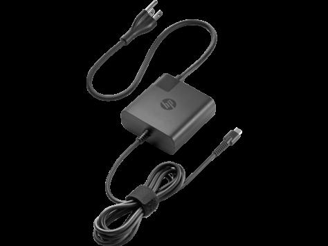 Автомобильный блок питания для ноутбука HP X7W50AA USB-C 65W цены онлайн