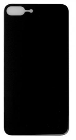 Защитное стекло 3D Partner заднее, черное (9H) для iPhone 8 Plus ПР038501 защитное стекло 3d deppa 62037 для apple iphone 7 plus 0 3 мм черное