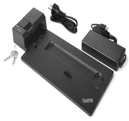 Док-станция Lenovo ThinkPad Pro Docking Station 40AH0135EU стыковочная станция lenovo 40ag0090eu