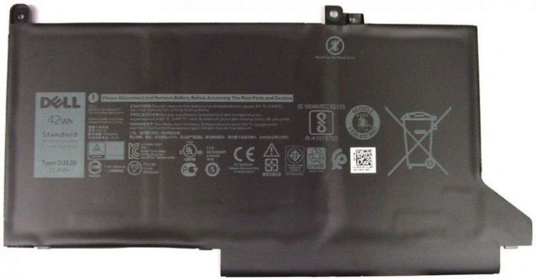 Аккумуляторная батарея для ноутбуков DELL 3 cell для Dell 7280/7480 451-BBZL комплектующие и запчасти для ноутбуков dell dell dell latitude e6500 wifi
