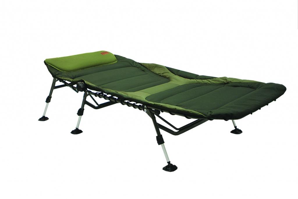купить Кровать раскладная Camping World Giant допустимая нагрузка 200 кг по цене 14170 рублей
