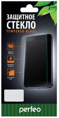 Защитное стекло Perfeo универсальное для смартфонов 5.3 PF-TG-UNI5. PF_4554