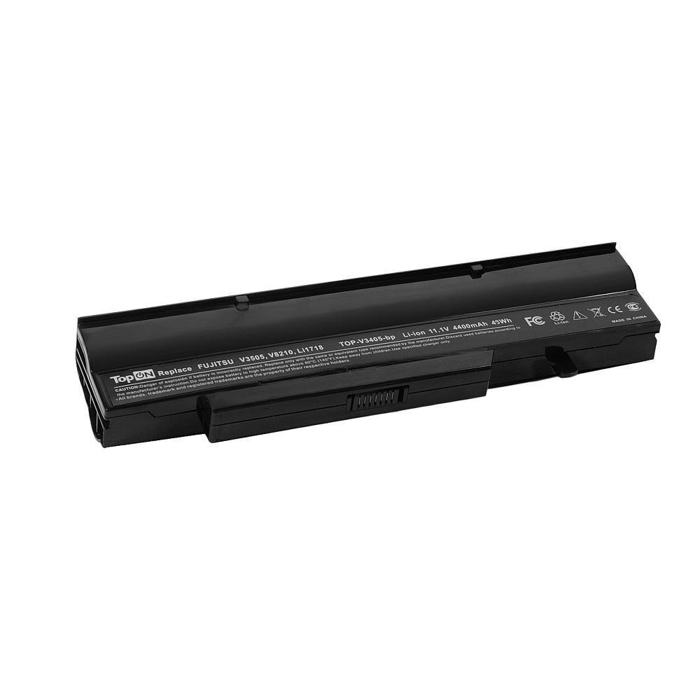 купить Аккумуляторная батарея TopON TOP-V3405 4800мАч для ноутбуков дешево