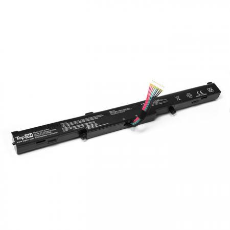цены Аккумулятор для ноутбука TopON TOP-X450J для Asus A450E, A450J, A450JF, X450, X450E, X450J, X450JF Series 2200мАч 14.8V