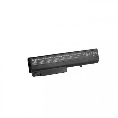 Аккумулятор для ноутбука TopON TOP-NX6120 для HP Compaq nc6100, nc6300, nc6400, 6910, nx6105, nx6300 Series, 4400мАч, 11.1V цена и фото