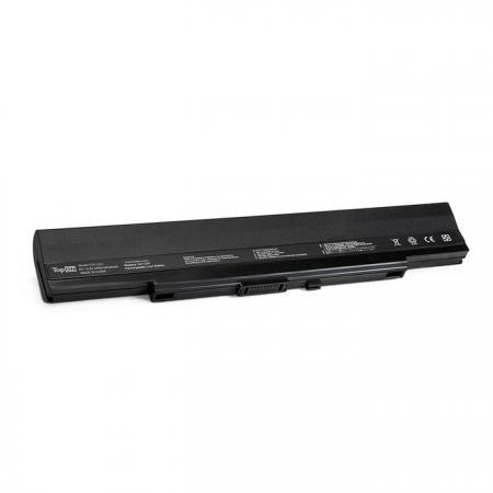 цены Аккумулятор для ноутбука TopON TOP-U53 для Asus UL30, UL50, UL80, U30, U35, U45, U52, U53 Series 4400мАч 14.8V