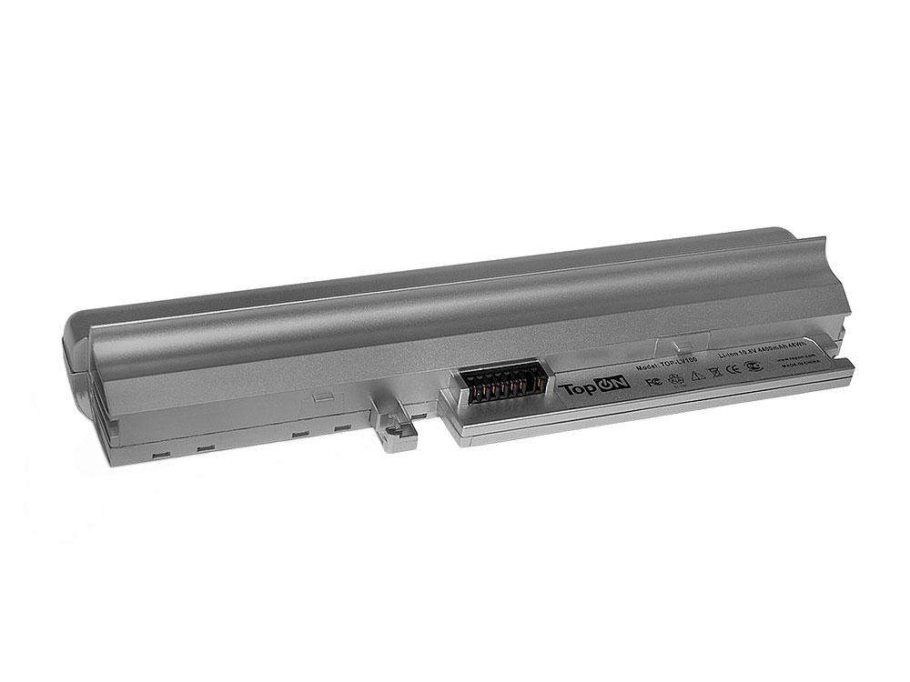 Аккумулятор для ноутбука TopON TOP-LV100 для Lenovo IdeaPad V100, V200 Series - 10.8V 4400mAh цена и фото