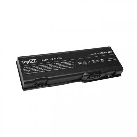 Аккумулятор для ноутбука Dell Inspiron 6000, 9200, E1705, XPS Gen2, M170, M1710, Precision M6300, M9 аккумулятор для ноутбука dell latitude d810 precision m70 series 4400мач 11 1v topon top dl810