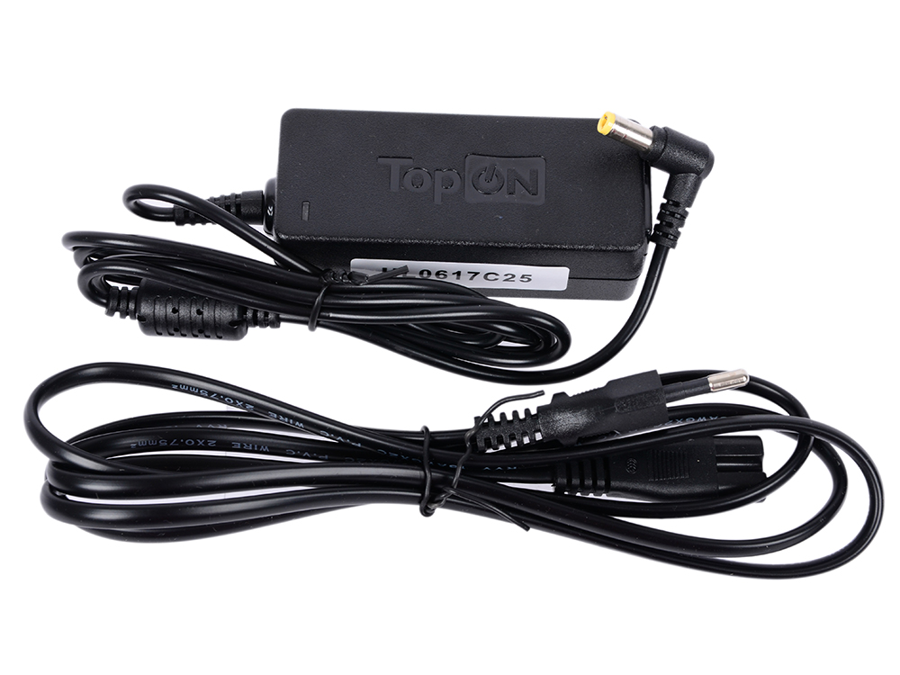 Блок питания для TopON TOP-TF03 для монитора Acer, ADI, BenQ, NEC, ViewSonic 12V 3A (5.5x2.5mm) 36W arlight блок питания aps 35 12bm 12v 3a 36w