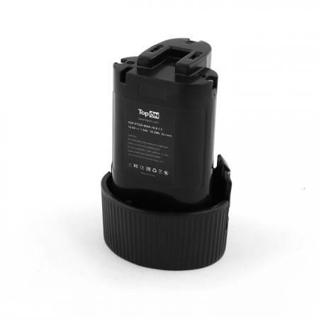 Аккумулятор для Makita 10.8V 1.5Ah (Li-Ion) CC, CL, DA, DF, TD, HP, HS, JR, JW Series. 194550-6 аккумулятор для makita li ion