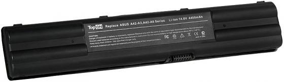 Аккумулятор для ноутбука TopON TOP-A3 для Asus A3, A3Ac, A3E, Series., A3Fp, A3G, A3H, A3Hf, A3L, A3N, A3Vc, A3Vp цена и фото