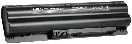 Аккумулятор для ноутбука TopON TOP-DV3T для HP Pavilion dv3-2000, dv3t-2000, dv3-2100, dv3-2200, dv3-2300 аккумулятор для ноутбука hp pavilion dv3 2000 dv3t 2000 dv3 2100 dv3 2200 dv3 2300 compaq presario cq35 100 cq35 200 cq36 100 series 4400мач 11 1v topon top dv3t