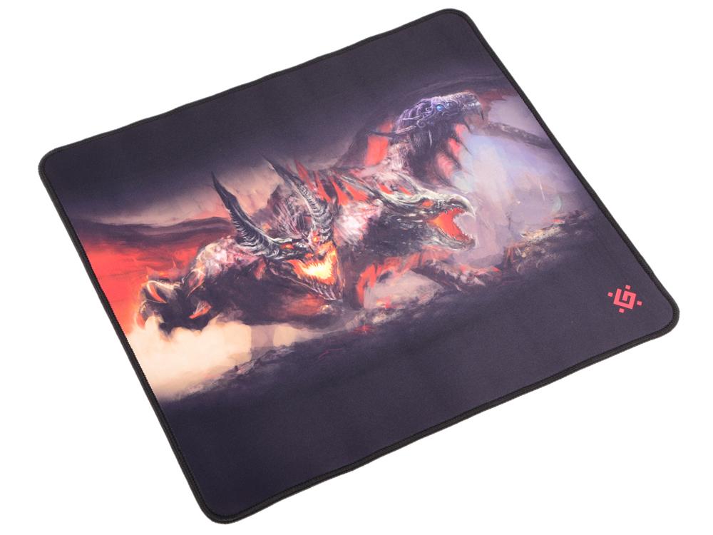 лучшая цена Игровой коврик Defender Cerberus XXL 400x355x3 мм, ткань+резина
