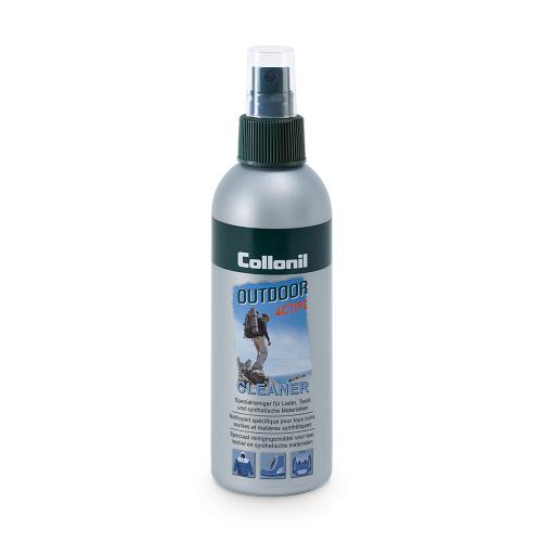 Спрей-очиститель для одежды и обуви Collonil Cleaner 200 мл (для всех видов кожи, текстиля, Hi-tech, мягких материалов, стелек)