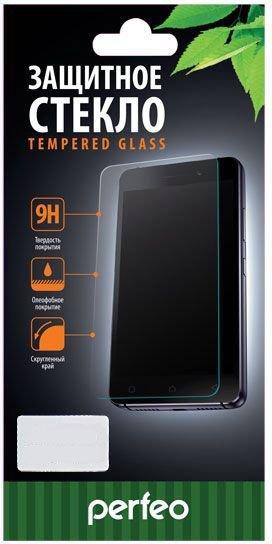 цена на Защитное стекло Perfeo PF_A4468 для Apple iPhone XR черный 2.5D Full Screen Gorilla