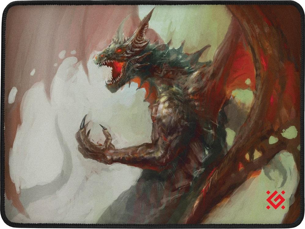 Коврик игровой Defender Dragon Rage M rage of bahamut model decoration 24cm dark black dragon knight forte action figures