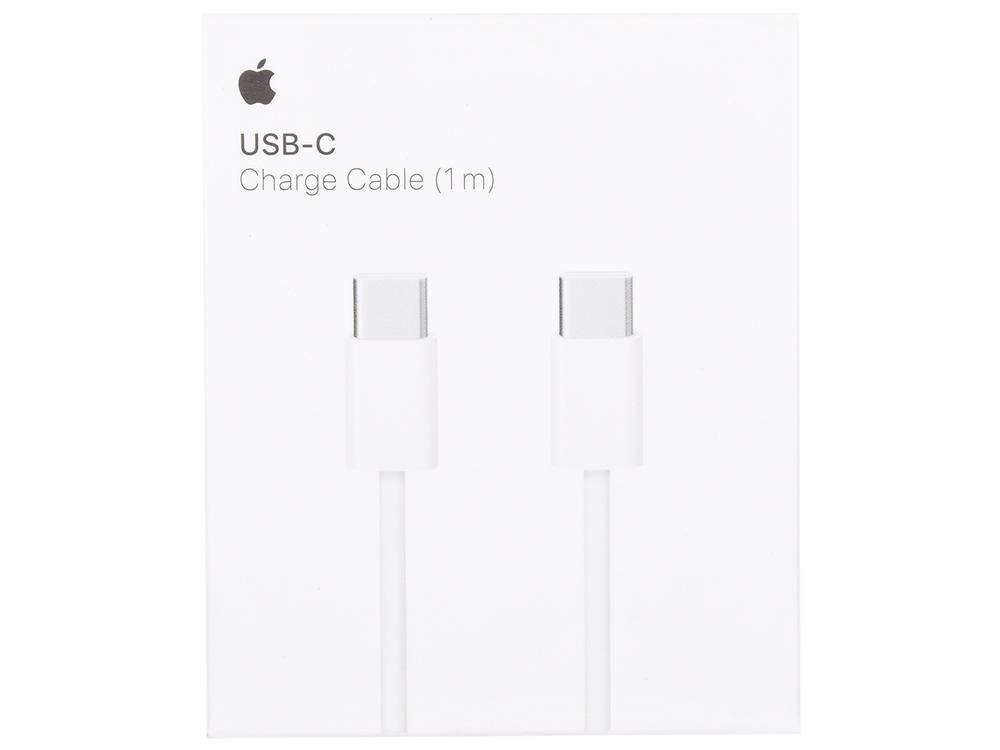 Кабель Type-C 1м Apple MUF72ZM/A круглый кабель для зарядки apple usb c charge cable 1 м muf72zm a