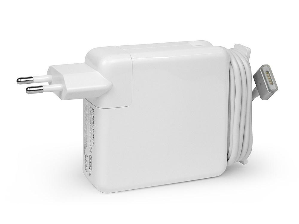Зарядное устройство для ноутбука TopON TOP-AP204 Apple MacBook Pro 15, MacBook Pro 17 с коннектором MagSafe 2. 20V 4.25A 85W. uniq dfender для macbook pro 15 черный