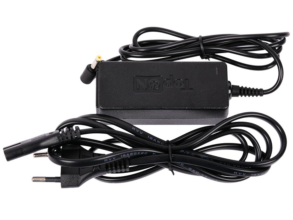 Фото - Зарядное устройство для ноутбука TopON TOP-LT06 Asus X453MA, X553MA, R515, F202, VivoBook X201, Taichi 21-DH71 Series зарядное