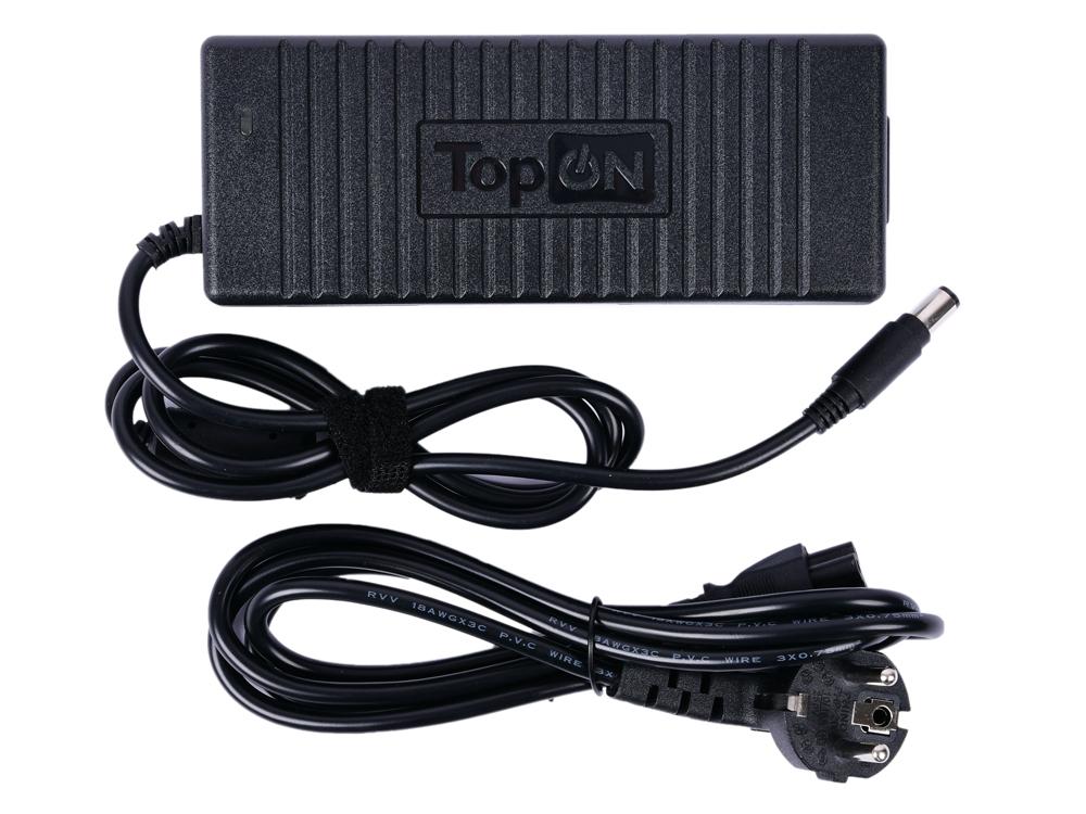 Зарядное устройство для ноутбука TopON TOP-HP10 HP Pavilion DV8, DV7, DV6, DV5, G7, G6, M7, M6, CQ62 Series. 18.5V 6.5A стоимость