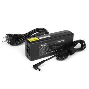 Блок питания для ноутбука TopON TOP-SN120 Sony Vaio VGN-A Series. 19.5V 6.15A (6.5x4.4mm с иглой) 120W. PN: ADP-120MB, PCGA-AC19V16. блок питания palmexx 19 5v 4 7a для sony vaio series pa 078