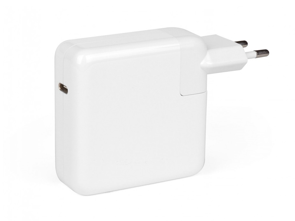 Зарядное устройство TopON TOP-UC61 61W c портом USB Type-C, Power Delivery 3.0, Quick Charge 3.0, белый сетевое зарядное устройство deppa usb type c power delivery 18вт белый