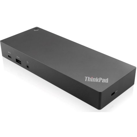 Док-станция Lenovo ThinkPad Hybrid USB-C with USB A Dock 40AF0135EU цена и фото
