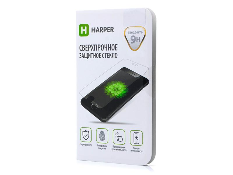 Защитное стекло HARPER для Apple IPhone XS SP-GL IPH_X (100% совместимость) цена
