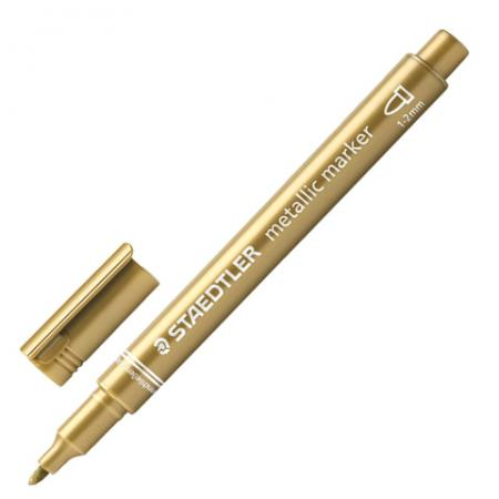 Маркер декоративный Staedtler 8323-11 2 мм золотистый