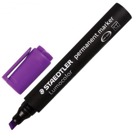 Маркер перманентный Staedtler 350-6 2-5 мм фиолетовый