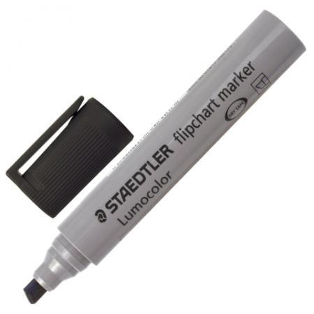 Маркер для флипчарта Staedtler 356 B-9 2-5 мм черный