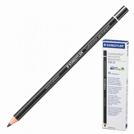 Маркер-карандаш Staedtler 108 20-9 4,5 мм черный