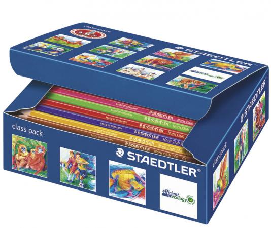 цена на Набор цветных карандашей Staedtler