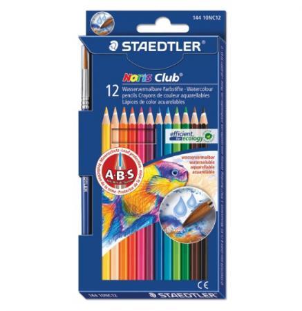 Набор карандашей Staedtler Noris club 144 10NC12 12 шт 175 мм staedtler мелок восковой noris club 12 цветов
