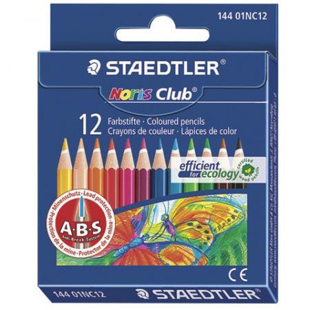 Набор карандашей Staedtler Noris club 144 01NC1211 12 шт 88 мм staedtler мелок восковой noris club 12 цветов